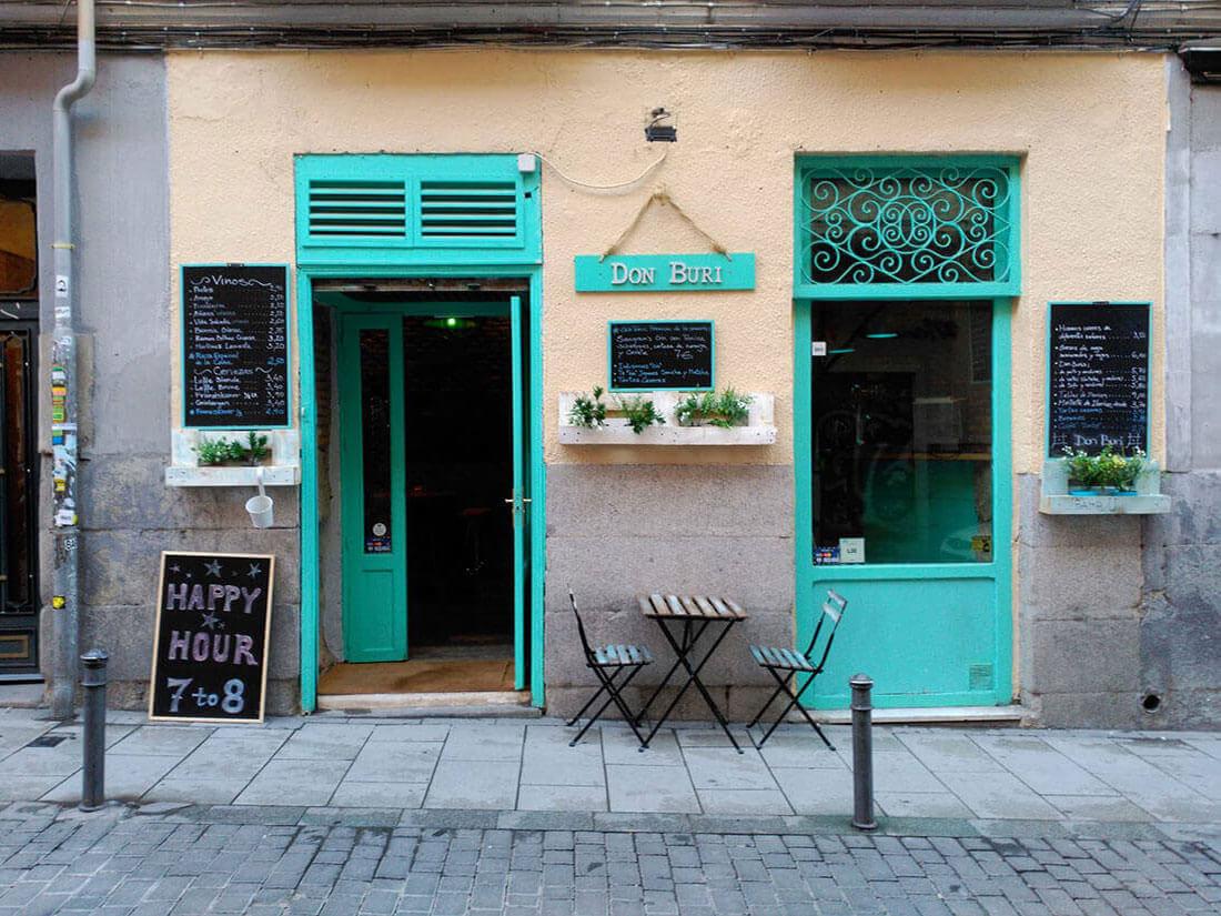 Bar Don Buri