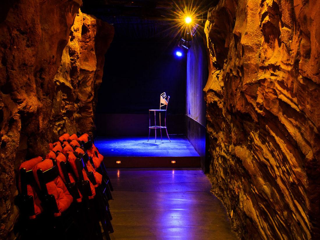La Escalera de Jacob Teatro