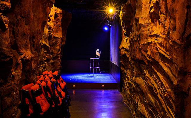 La Escalera de Jacob. Bar-teatro